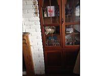 1920s bookcase/ cabinet