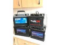 CAR BATTERY DELIVERED ANYTIME (see pics) FULLY TESTED//CONDITION CHARGED