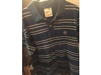 Timberland polo mens size M