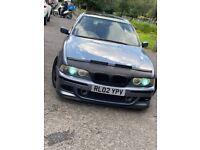 BMW, 5 SERIES 2002, Manual, m5 replica
