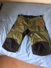 Waterproof Madison cycling shorts