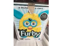 Yellow furby