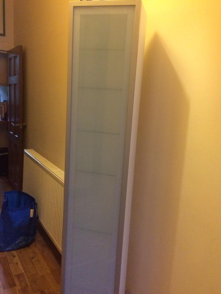 tall bathroom cabinet ikea in portobello edinburgh gumtree