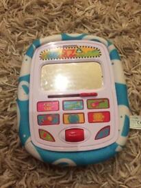 Elc first tablet