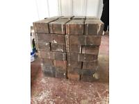 Free paving blocks x 56