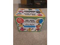 Mr Men & Little Miss All New Story Collection 35 Books Box Set Pack
