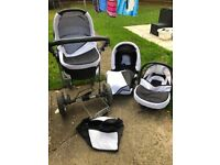 Katex twing travel system