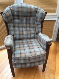 Kettleys fireside chair