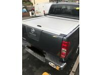 Nissan Navara d40 rolling load cover