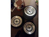 Alloy wheels 15 inch