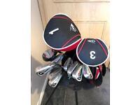 Dunlop Tour Graphite Golf Club Set