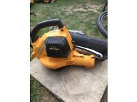 Mcculloch leaf blower spares or repair!!