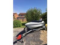 Speed boat PLANECRAFT SABRE 17