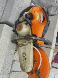 Stihl ts 420 spares or repair