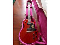 2014 Gibson Custom Shop Les Paul Special 1960 Reissue VOS Historic New Unused Junior