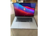 Macbook Pro 16 Inch (2019) High Spec