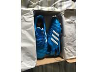 Adidas 11Nova Firm Ground Size 9.5 Football Boots
