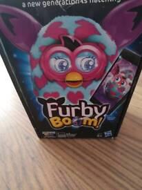 Furby boom.