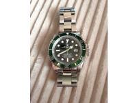 Luxury model sports watch