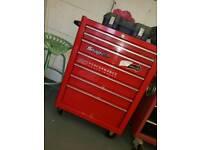 Snap on tool box NO KEYS