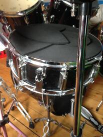 Black Tornado by Mapex Drum Kit