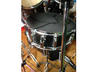Black Tornado by Mapex Drum Kit