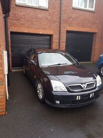 Vauxhall vectra sxi spares or repairs