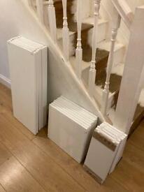 IKEA ALGOT shelves