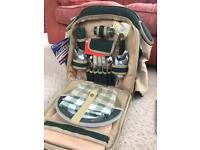 Smart picnic backpack unused