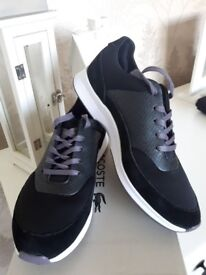 New ladies Lacoste trainers size 4 37
