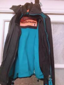 Superdry Professional the windcheater Like new Collect only