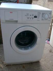 Washing machine AEG lavamat 62800