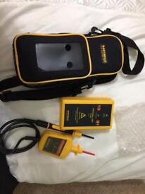 Martindale PD440 Proving Unit PD440 and Voltage Indicator Brand New
