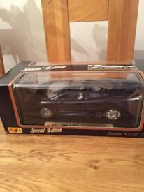 Jaguar xj220 . Special edition, unwanted gift , excellent condition,never been out of box