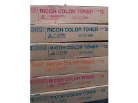 Ricoh color toner