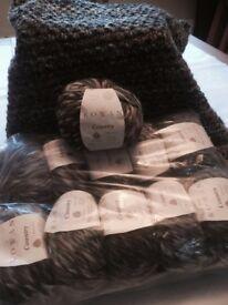 Rowan Country Knitting Yarn