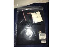 Moncler Daniel short sleeve polo