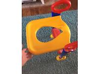 Toddlers toilet trainer