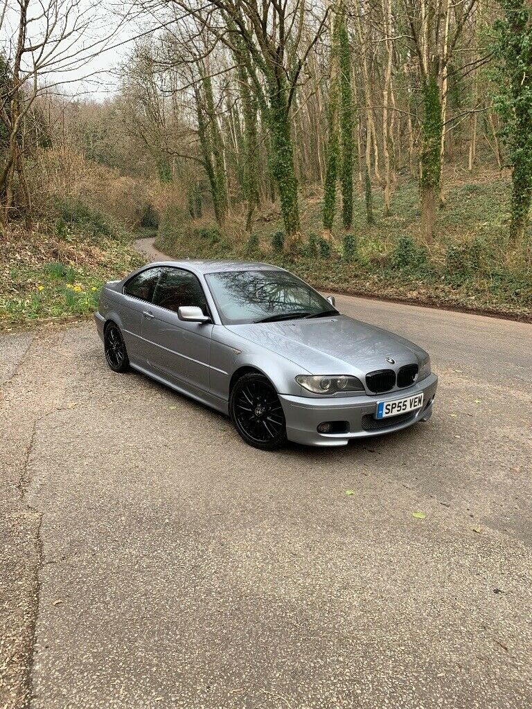 2005 55 Plate Bmw 3 Series 330cd Coupe Sport M Sport Diesel Grey With Red Leather Remapped Must See In Kingsteignton Devon Gumtree