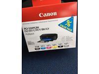 Canon Pixma Ink's