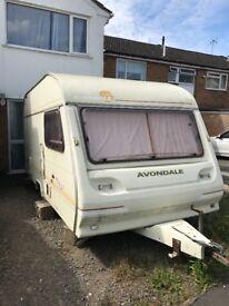 Avondale Perle Orion Custom 1990 - 94 Caravan