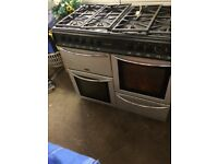 Country chef 8 burner oven