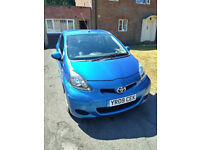 2009 Toyota Aygo 1.0L Blue for sale - ideal first car!