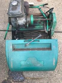 Lawn mower space or repair oil