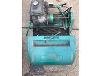 Lawn mower space or repair oil