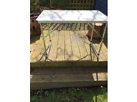 Gelert foldable camping table