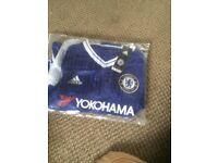 Brand new men's large Chelsea shirt!