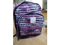 HOTTUNA Purple Backpack lots of pockets and storage space