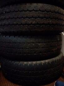4 summer tires!