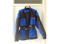 Weise Avenger III Mens Motorcycle Jacket (new without tags) Medium Size
